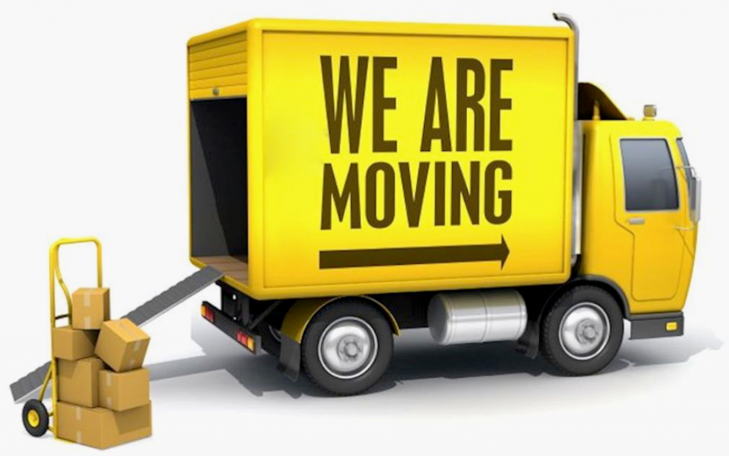 Its Moving Day!!!